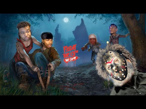 Friday the 13th with The Squad (YourRAGE, Janix, Dosllee, Simey, Flacojordi_, & Blackcrosses)
