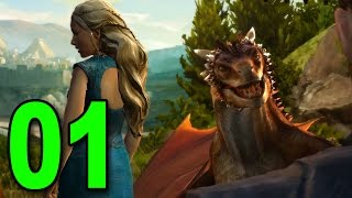 Game of Thrones Episode 4 - Part 1 - Sons of Winter (Lets Play / Walkthrough)