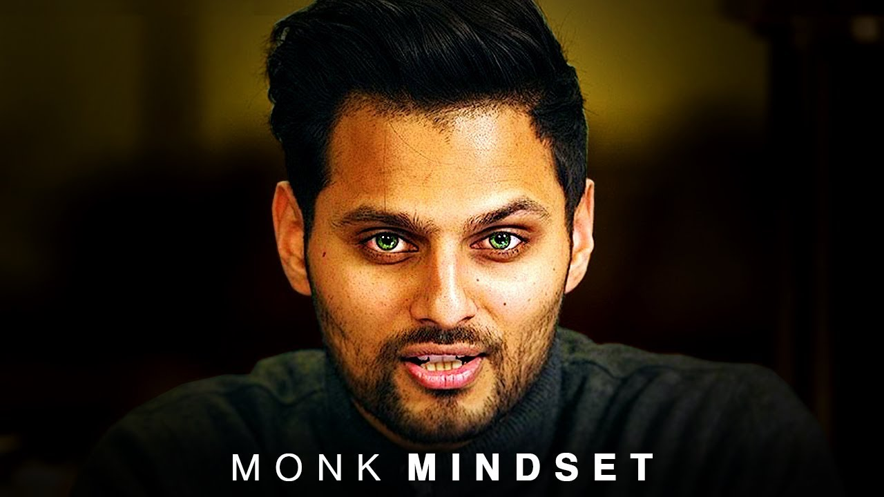 MONK MENTALITY - Jay Shetty - One Of The Best Speeches ...