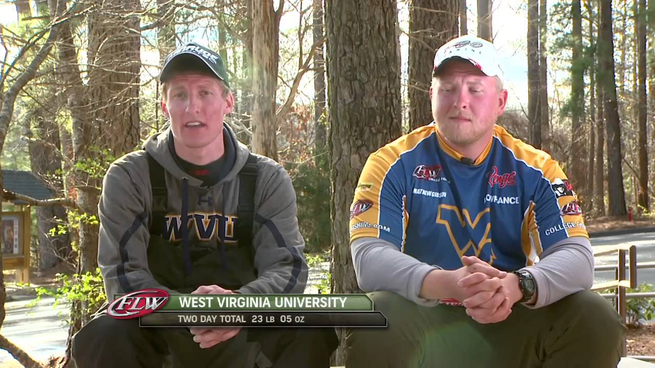 2014 flw tv flw college fishing national championship on for Flw college fishing