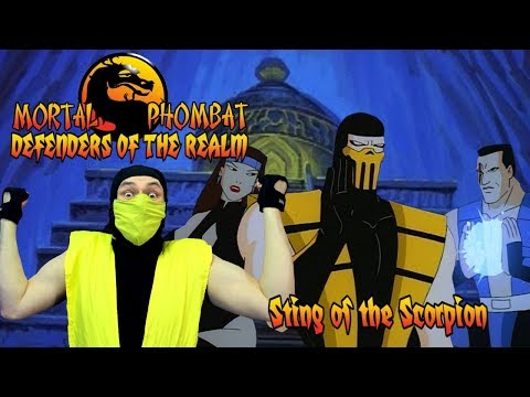 MK Defenders of the Realm: Sting of the Scorpion (Ep2) - Phelous