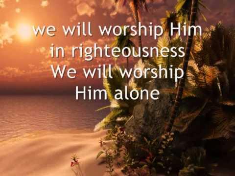 We Will Glorify..