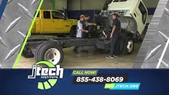 J-Tech Automotive Technology, Diesel Technology, Commercial Truck Driving in Jacksonville