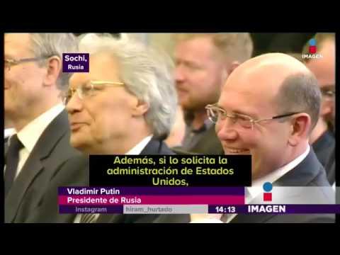 Noticias con Yuriria Sierra (emisión completa: 17/may/17)