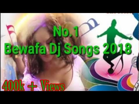 2018 | Shayri Mix | Bewafa DJ Songs | DJ Chand Babu.HD