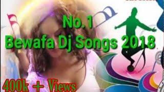 2018   Shayri Mix   Bewafa DJ Songs   DJ Chand Babu.HD