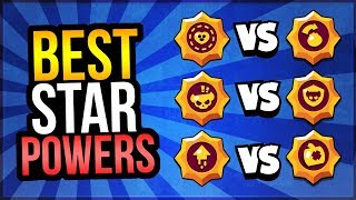 BEST New Star Power for Dynamike, Bull and Spike! (Brawl Stars)