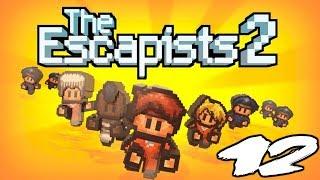 The FGN Crew Plays: The Escapists 2 #12 - False Alarm (PC)
