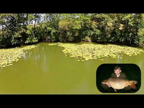 Cavagnac Lake Carp Fishing France Channel Swim Youtube