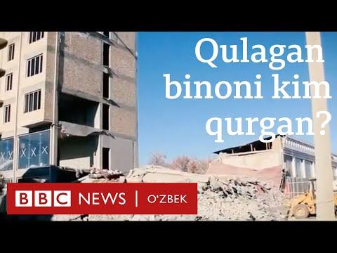 Ўзбекистон: Жиззахда қулаган бино коррупцион схемами? - BBC News O'zbek