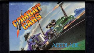 Classic Game Room - COMBAT CARS review for Sega Genesis