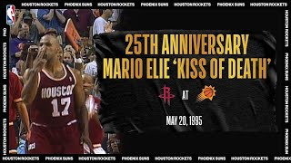 "Mario Elie ""Kiss Of Death"" 3-Pointer 