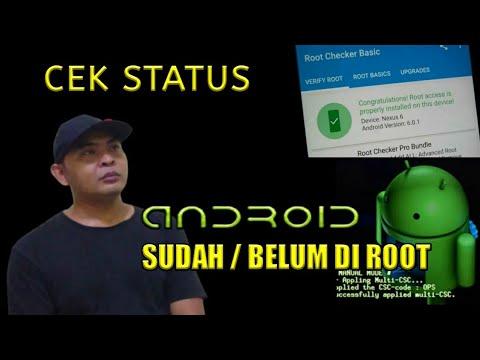 Cara ROOT HP Android, Cek Apakah Sudah ROOT ?, & Mengembalikan ROOT KeSemula !!!.