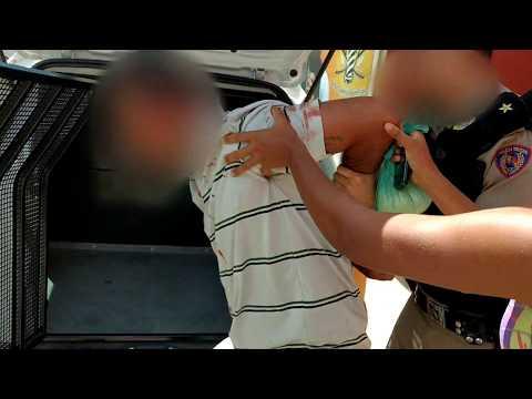 Homem reage à abordagem, desacata equipe policial e é preso em Belo Horizonte