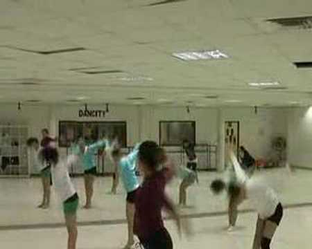 Natalie's lyrical Jazz Class -