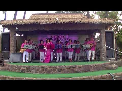 Yokohama Hawaiian Music Academy   Sweet Leilani   Ho'olaule'a