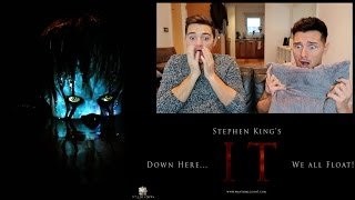 One of The TrentAndLuke Scoop's most viewed videos: IT - OFFICIAL TRAILER REACTION 2017