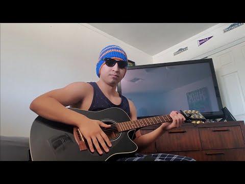 Pornhub Theme Guitar Fingerstyle (Tutorial)