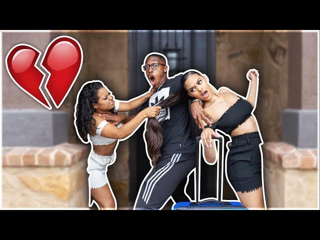 Caught CHEATING With My Stepsister Prank! (Carmen Went CRAZY)