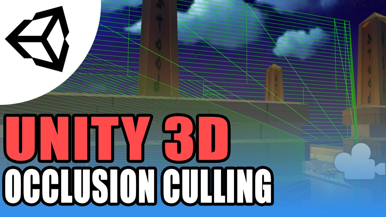 Simple occlusion culling - Unity 3D[Tutorial][C#]