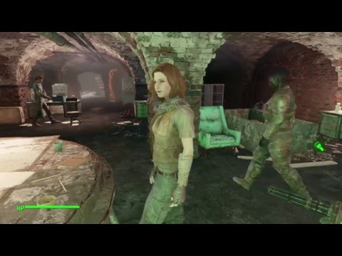 Fallout 4 (To The Matresses 1) Eliminate Lucky Tatum of the L&L Gang HD