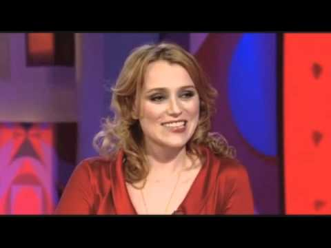 Keeley Hawes interview