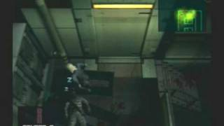 Metal Gear Solid 2: Sons of Liberty Big Shell Part 8 Strut A