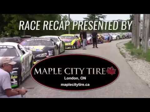 Race Recap - Sunset Speedway August 27th, 2016