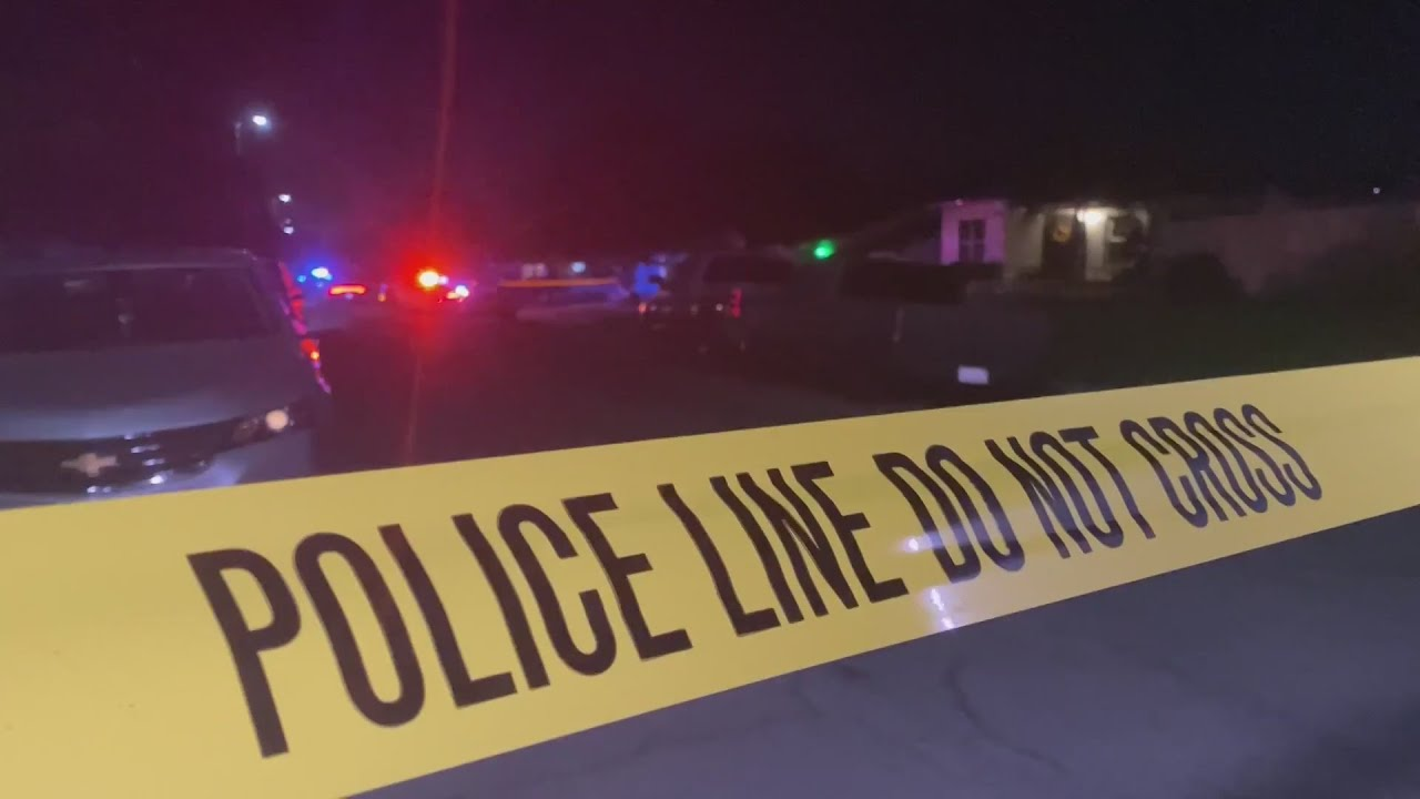 Fresno Police shoot and kill suspect with a rifle after rampage through neighborhood