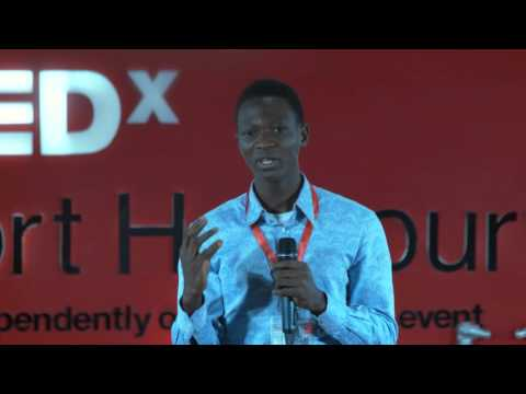 Apps Will One Day Feed Nigeria | Aquila Kalagbor | TEDxPortHarcourtSalon