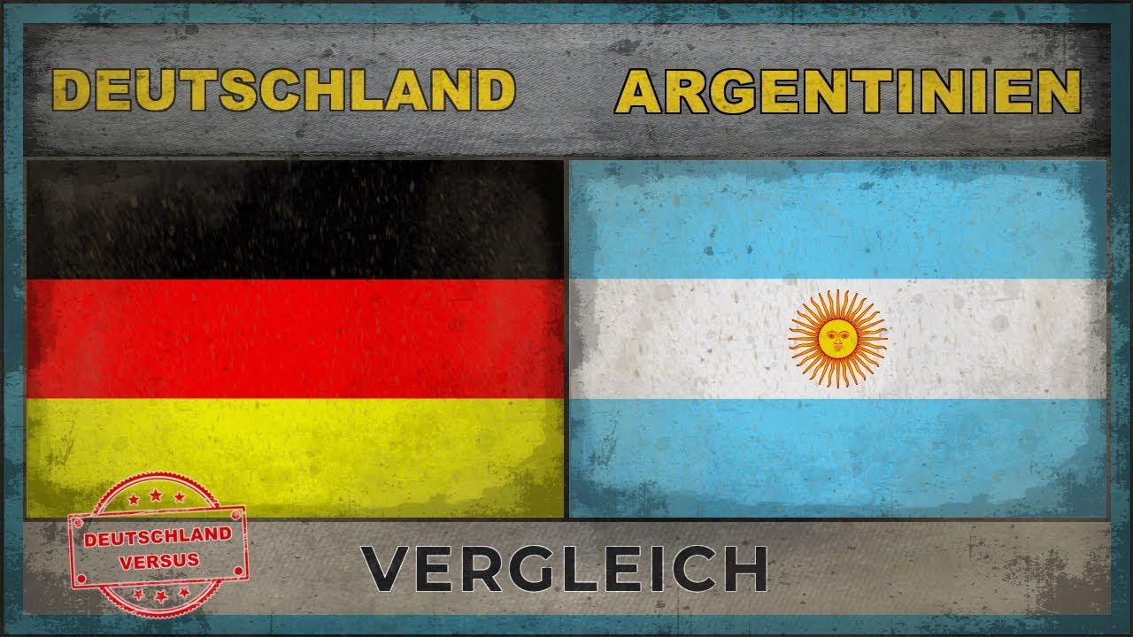Deutschland Vs Argentinien