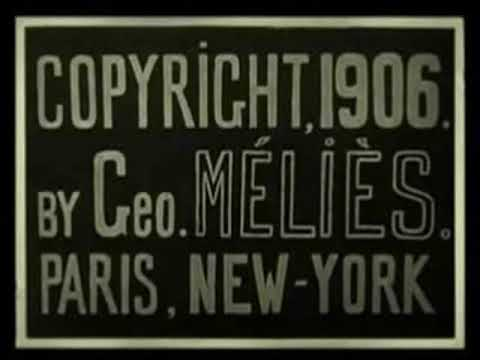 The Films of Georges Melies 1906-1907