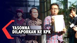Soal Harun Masiku, Yasonna Laoly Dilaporkan ICW ke KPK