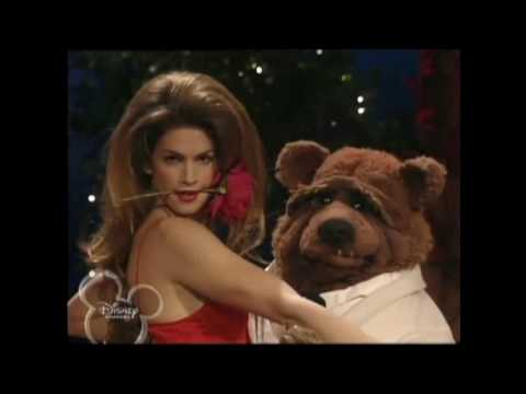 Muppet Songs: Cindy Crawford And Kermit The Frog (and Bobo) - I Remember It Well