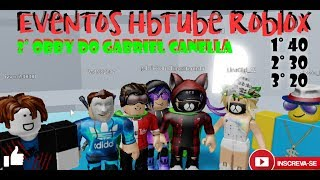 Gabriel Obby's event. Hbtube Roblox, the return.