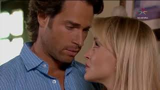 Monserrat y Alejandro se reconcilian | Lo que la vida me robó - Televisa