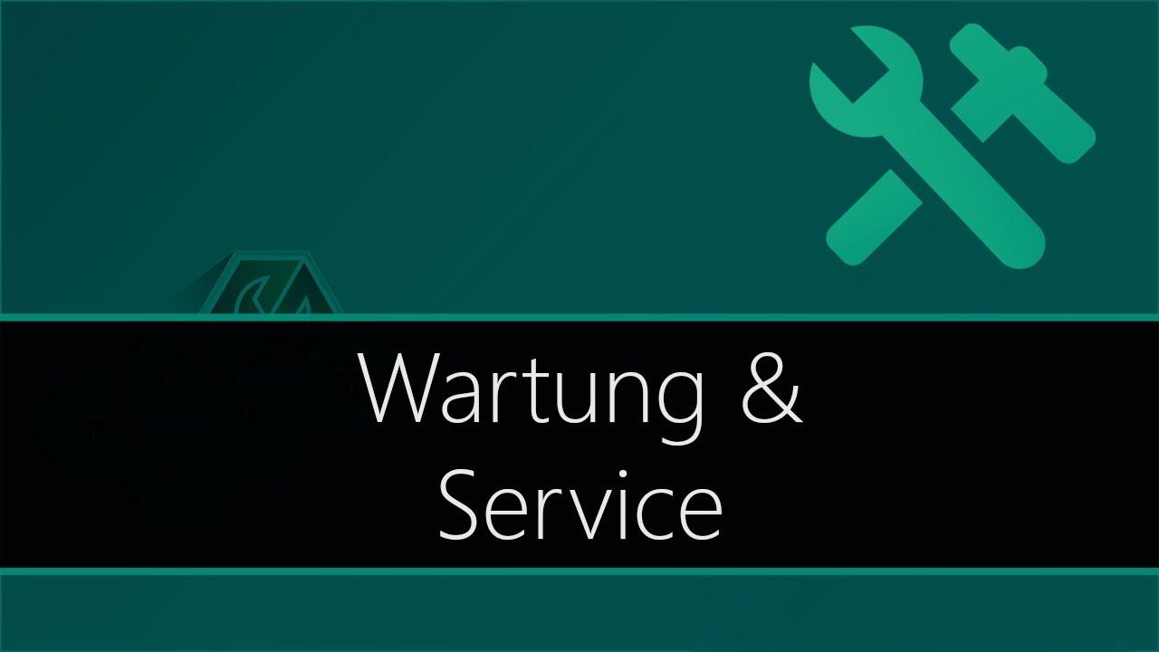 Modul Wartung Service