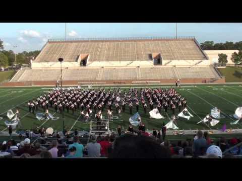 Tomball High School Band - 2010