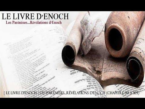 W.K.P: [ LE LIVRE D'ENOCH ] Les Parénèses.(CHAPITRE 90 à 103)