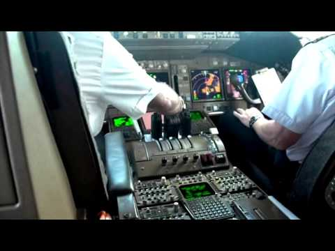 Iron Maide Ed Force One take off from Fortaleza