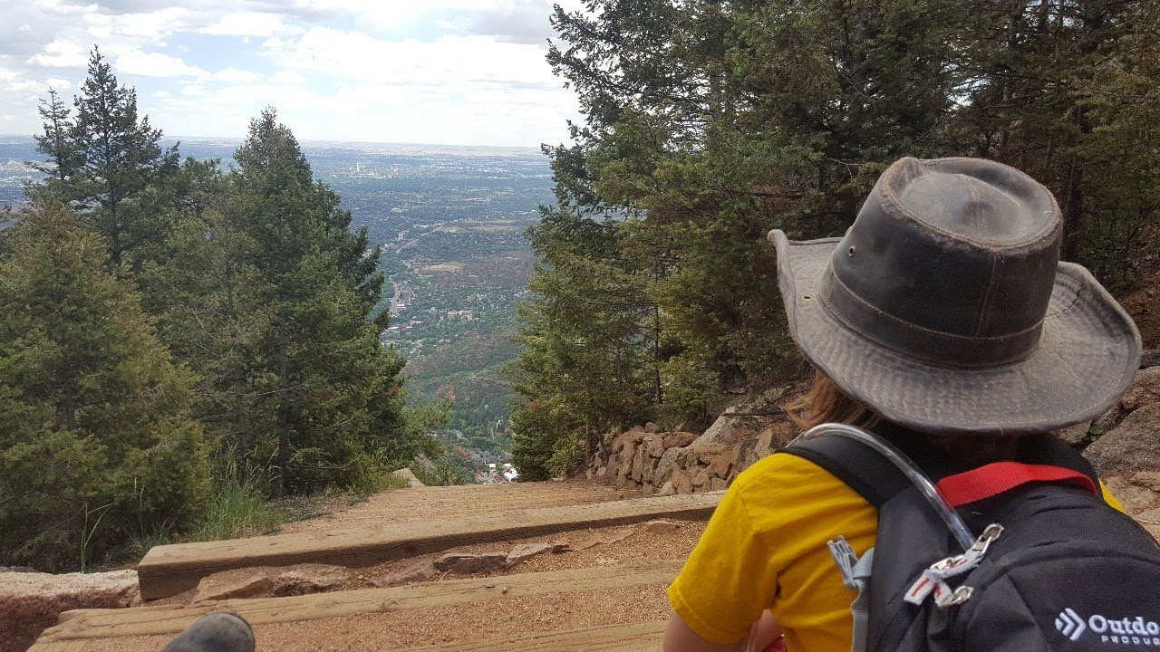 First Attempt at Climbing PIKES PEAK!