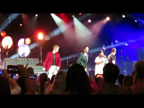 BSB Cruise 2018 Concert Get Down