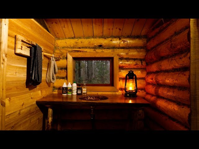 Sauna Season | The Off Grid Bathhouse is Ready for Winter