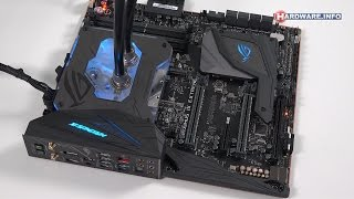 aSUS Maximus IX Extreme review - Hardware.Info TV (4K UHD)