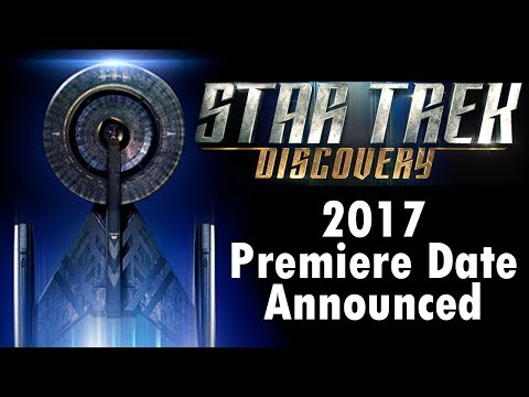 Thumbnail: Star Trek Discovery Release Date Announced! (September 24th!!)