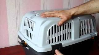 видео MPS Skudo 2 Переноска пластиковая