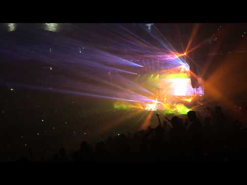 Dash Berlin live ORACLE ARENA AND O.CO COLISEUM Oakland CA
