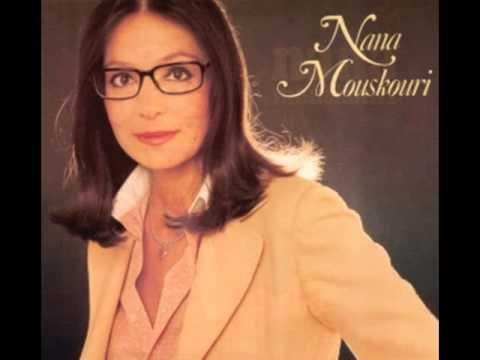 Nana Mouskouri - Milisse mou ( Original )