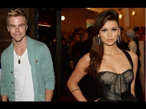 nina dobrev and derek hough dating again at 60