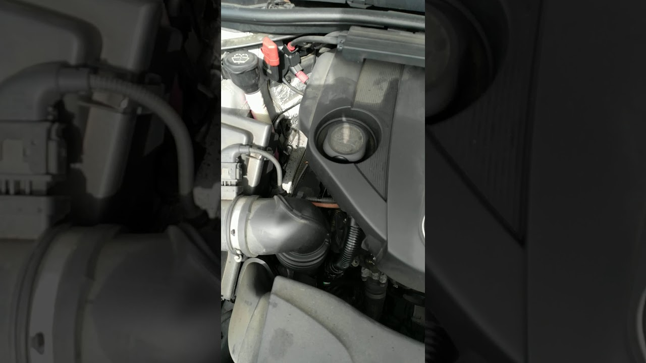 09 BMW e90 320d N47 engine noise  Is this normal or timing chain issue?